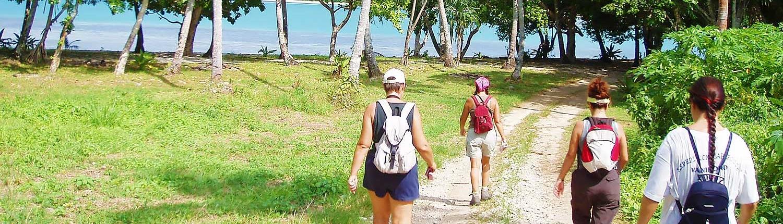Vanuatu Ecotours bushwalking