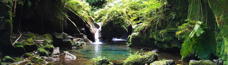 Vanuatu Ecotours waterfalls