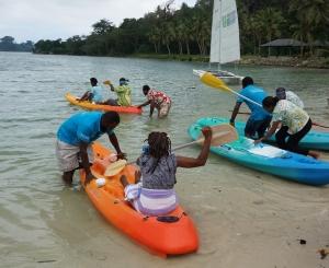 Team Building Vanuatu Ecotours