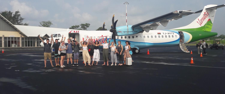 group vanuatu