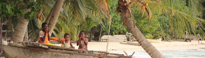 Nguna Pele Island Explorer tour
